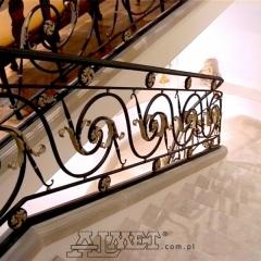 balustrady-wewnetrzne-metalowe-kuta-mosiezne-b122b